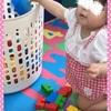 ☆ おもちゃのお片付けをする 《1歳1ヶ月》
