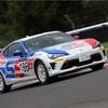 86/BRZ Race、十勝大会にて勝木崇文 選手が3位表彰台を獲得いたしました!