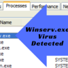 Best Guide to Remove Winserv exe CPU Utility Virus