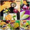 和の春野菜|ワサビと菜の花のエディブルフラワー・サラダ&おつまみセット
