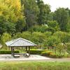 奈良県立馬見丘陵公園探索(5)緑道(遊歩道)