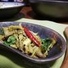【ケララ料理レシピ】キノコのトーレン ~ココナッツ蒸し炒め