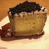 【感想】スタバのクッキークリームシフォンケーキがふわふわで美味しい