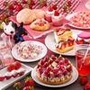 富士急ハイランドでイチゴのイベント開催!スイーツやドリンクなどイチゴのフードが勢揃い!