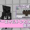 【マイクラ】ウィザースケルトンとは!特徴や頭蓋骨集めのコツまで解説!【モンスター解説006】