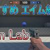 【Apex】無料で出来るおすすめのエイム練習ゲーム(ソフト)【Aim Lab】