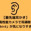 【最先端耳かき】LED&高性能カメラで耳掃除できる「bebird」が気になりすぎる!
