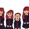 神戸女学館の生徒・学生たち(その1)