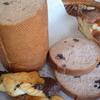 今日のランチも、家内の手作りパンで、、^^!