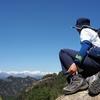 岩殿山(いわどのさん)▲長野で低山登山