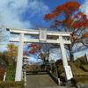 「那須温泉(ゆぜん)神社」 (栃木県) 落ち葉焚き行事は、なんともありがたい気持ちになります。