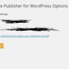OneNote plug-in for WordPress を試してみたけど