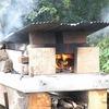 追い炊き可能な石積み式石窯(作り方編2)