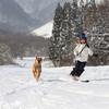 プライベートMINツアー.1~スキー&スノーシュー編