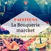 バルセロナの食のテーマパーク!ブケリア(ボケリア)市場でうまいもん探し