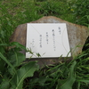 万葉歌碑を訪ねて(その1030)―愛知県豊明市新栄町 大蔵池公園(12)―万葉集 巻三 三三〇