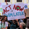 世界に広がるグローバル気候マーチ/気候変動にビーガンが効く理由