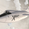"""FSX Douglas D-558-2 Skyrocket_Rocket model_v1""has been released!"