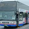 東京-京阪神線・東海道昼特急412号(西日本ジェイアールバス・大阪高速管理所) MU612TX