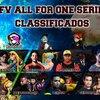 2018年10月~11月ブラジルのSF5(スト5)大会「All For One Series」に関する情報まとめメモ