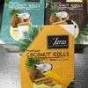 輸入菓子:ジャラスココナッツロール
