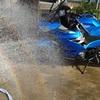 洗車道、極めます!