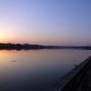 いつまでも走っていたかった…朝日&荒川のコラボレーション、最高!