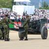 陸上自衛隊中部方面隊創隊55周年記念行事 訓練展示編