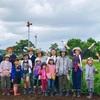 【開催報告】森と畑の子どもキッチン 2019春 day2