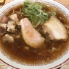 麺喰らう(その 200)醤油ラーメン