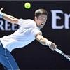 ジョコビッチ、2回戦で敗退 全豪テニス