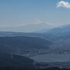 高ボッチ山にボッチ登山 2019.03.24:「山頂からの絶景」と「長野県防災ヘリ訓練の様子」【山行記録】