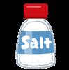 マスターズ水泳のための筋トレ32:胸・背中 ~ミネラルがきちんと含まれているいい塩をとるようにしましょう:浮腫みやこむら返りにも影響~