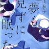 【書評】絲山秋子「夢も見ずに眠った。」-妻の単身赴任、夫の鬱、そして離婚。その後も2人は旅で出会う