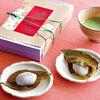 季節を問わず楽しめる 嵐山の料亭ご愛用、白い桜餅