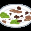 【モッタイナイ】食べられるのに残した結果『フードロス』の処理の半分は税金