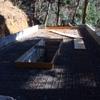 ガレージ 床コンクリート