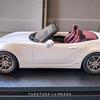 購入したロードスター100周年特別記念車のモデルカーが手元に届きました。