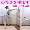 【YouTube】ピケのひざを伸ばすコツ〜軸足を伸ばして重心移動の練習