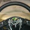 車 内装修理52 スバル/レガシィ ステアリング擦れ