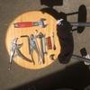F700GSのツーリング携行工具の話