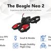重さたった52gの超小型 FPV( 完全没入型)ドローン 「Beagle Neo 2」