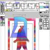 9VAeきゅうべえiPad版、画像表示、文字入力ができるようになった。