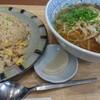 担々麺が気になって中華ダイニング 天鳳に行きましたが人気のラーメンセットを注文しました。