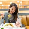 ひとりで昼飯ってそんなに食べれないものなのかな?