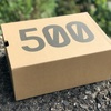 """【レビュー】adidas originals Yeezy 500 """"UtilityBlack"""""""