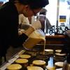 話題の行列ホットケーキ、本場・大阪で食べてきました:「雪ノ下工房」@大阪