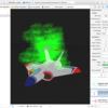 iOS で SceneKit を試す(Swift 3) その77 - パーティクルシステムを scn ファイルの Scene Editor で確認してみる
