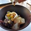 【金沢】きんつばで有名な「中田屋」のカフェでアイスクリームを食べました&ひがし茶屋街散策。