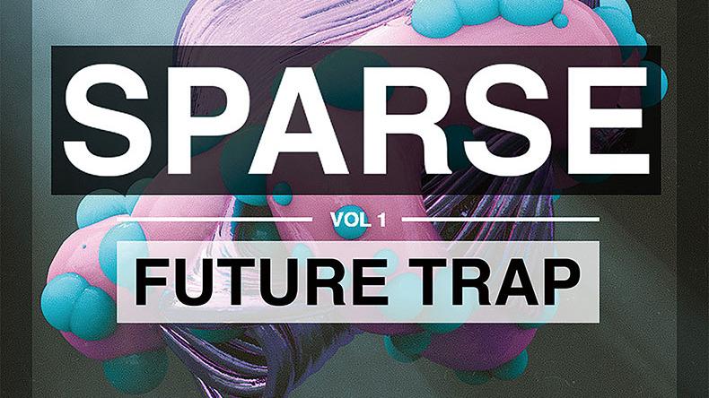 「SOUNDSMITHS SPARSE FUTURE TRAP VOL 1」ライブラリー・レビュー:抜けが良くアナログ感のあるトラップ・ビート